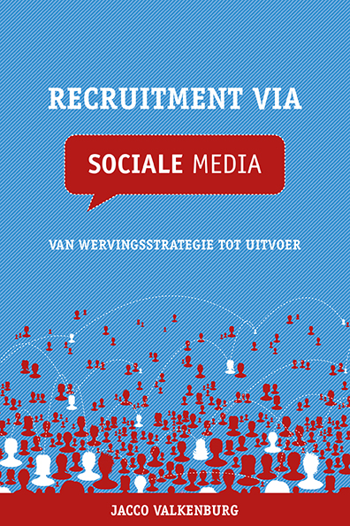 "Inclusief boek ""Recruitment via sociale media"""