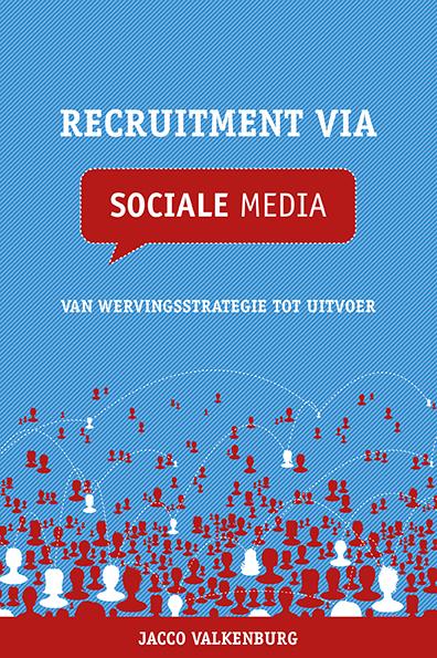 "Inclusief boek ""Recruitment via sociale media"""